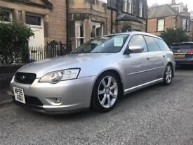 Subaru Legacy wagon (+extras)