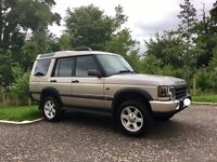 Land Rover Discovery 2002 TD5 Automatic Full Leather