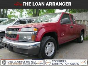 2006 Chevrolet Colorado Work Truck Ext. Cab 2WD