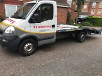 Recovery truck 3,5 ton