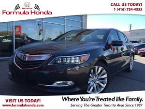 2014 Acura RLX TECH PKG | NAVIGATION | IMMACULATE LEATHER - FORM