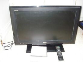 "Sony Bravia 26"" TV LCD Digital"