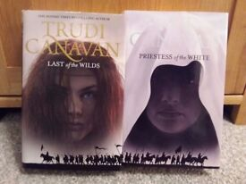 Trudi Caravan, Book 1 and 2 of the Age of the Five Series