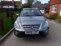 Honda CRV Sport. 2.2 Diesel. 96,000 miles. 2 Owners. Dealer Serviced. New Entertainment Console.