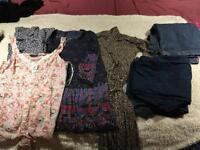 Size 16-18 maternity clothes