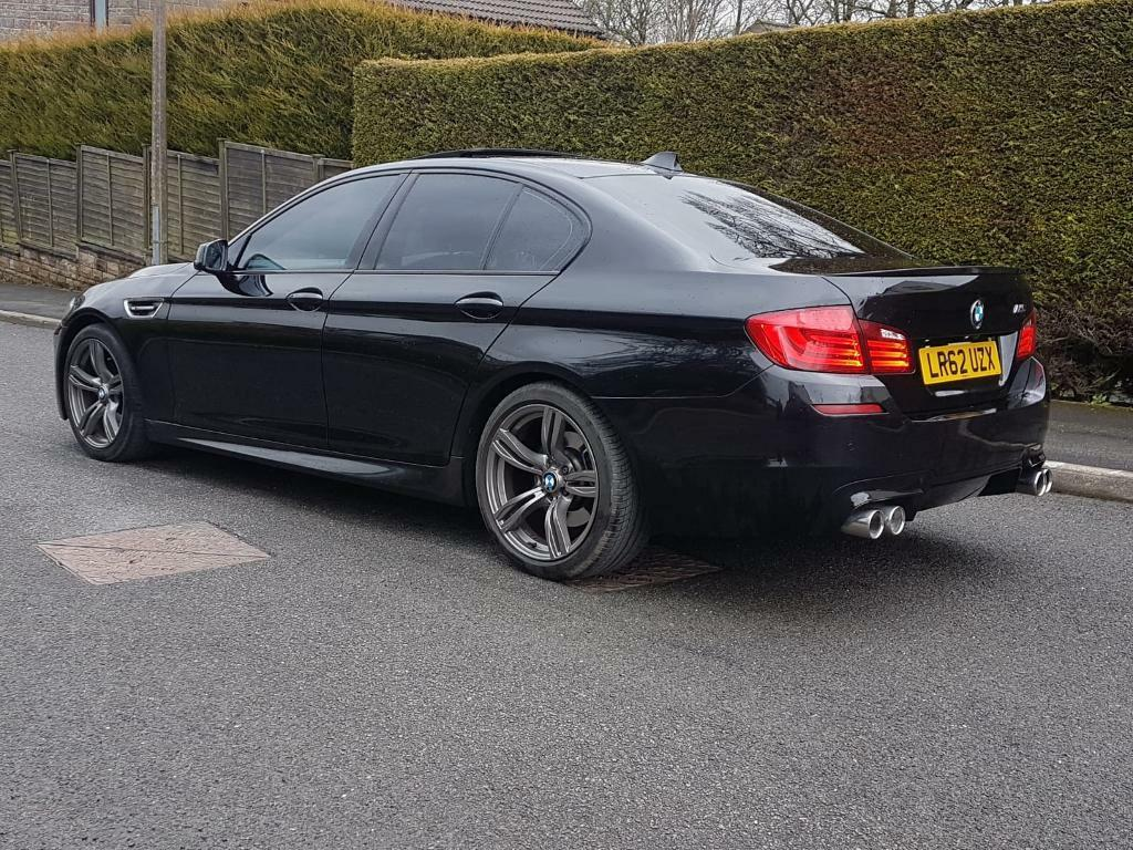 Bmw 520d M Sport Full M5 Conversion 2012 62 In Keighley West Yorkshire Gumtree