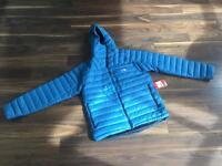 North Face Morph Hoodie Puffa Down Jacket NEW