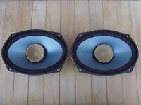Kenwood 6x9 Car Parcel shelf speakers