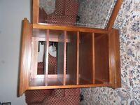 Hi-Fi cabinet and CD rack
