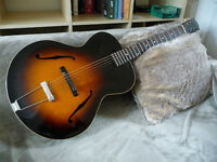 1930's Gibson L50 Acoustic Archtop Guitar