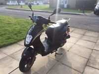 Excellent 50cc Sym moped - £850 ONO