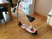 Electric scooter With seat (one direction)