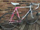 Raleigh mercury 80s road bike 56cm frame 10 speed serviced in very good condition