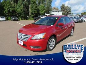 2014 Nissan Sentra S! ONLY 22K! Power Options! Trade-In! Save!