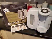 Tommee tippee perfect prep machine in white