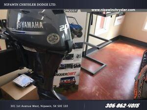 2017 Yamaha Marine F20SMHA