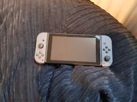 Grey Nintendo Switch as new plus 2 Games