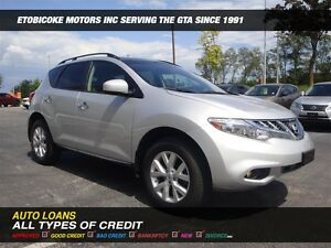 2012 Nissan Murano SL / AWD / LEATHER / PANORAMIC ROOF / BACK-UP