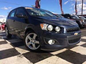 2016 Chevrolet Sonic LT | Heated Seats | Backup Camera | Fog Lig