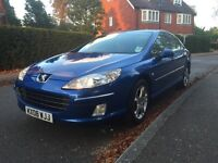 AUTOMATIC Peugeot 407 GT HDi Diesel Great Condition