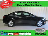 2014 Chevrolet Cruze 1LT  Only 16,600 Kms!