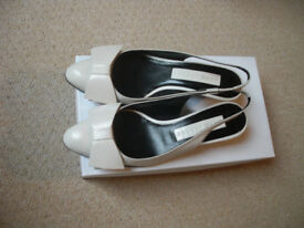Marc Jacobs slingback shoes - never worn size 3 (36.5)