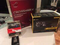 ROG Crosshair V Formula-Z motherboard, FX-9590 Bundle