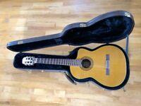 Takamine TC132SC nylon string guitar