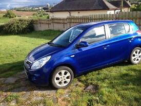 Hyundai i20,2010,1.2 petrol