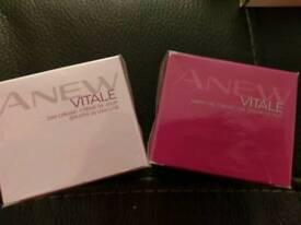 Avon new anew vitale day and night cream