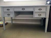 John Lewis Hamilton Desk in Grey - Must Pick Up
