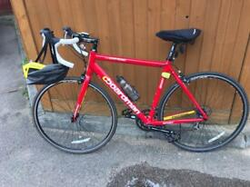 Boardman Racing Bike