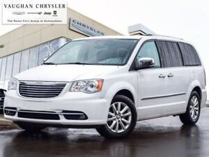 2016 Chrysler Town & Country 1 Owner*Limited*Dual Dvd's*Navigati
