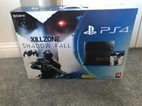PS4 (500gig) console