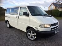 VW T4 MULTIVAN 2.5 TDI LHD LEFT HAND DRIVE GREAT CONDITION LOW MILES RECENT SERVICE PX WELCOME