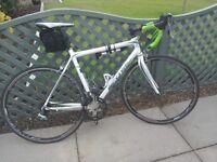 Scott speedster 7005 road bike