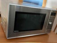 Panasonic 23L Stainless Steel Microwave