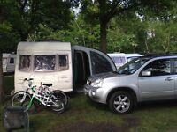 2004- Avondale Mayfair 510-5 birth caravan
