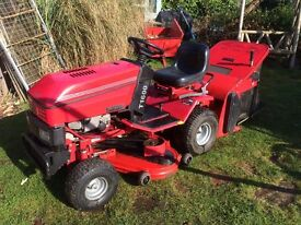 Westwood T1600 ride on grass mower