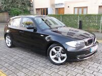 BMW 1 Series 2.0 118d SE 5dr£3,195 p/x welcome 12 MONTHS NATIONWIDE WARRANTY