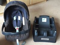 Mamas & Papas MPX Travel System - Pram, Pushchair, Car Seat & Chassis.