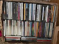 Multiple CD's