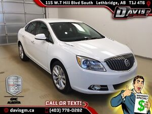 Used 2017 Buick Verano Leather-Remote Start,Heated Seats
