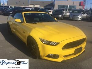 2017 Ford MUSTANG Convertible GT Premium ** IMPECCABLE **