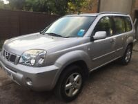 NISSAN X-TRAIL 2.2 DIESEL 6 SPEED MANUAL £1,299 for Quick Sale
