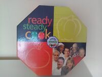 Ready Steady Cook Trivia Game