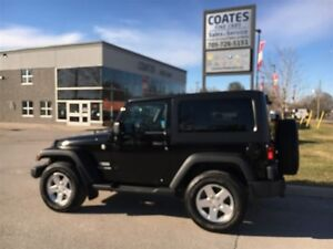 2014 Jeep Wrangler Sport ~ 4X4 ~ ONE OWNER ~