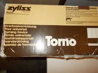 A Zyliss Torno Hobbyists Universal Turning Device New /Boxed