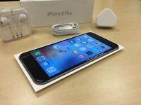 Space Grey Apple iPhone 6 Plus 16GB Factory Unlocked Mobile Phone + Warranty