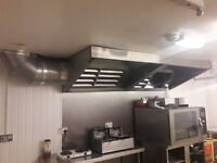 8 ft Catering Extraction Unit